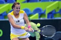 Babos Knocks Off Ivanovic at Monterrey Open