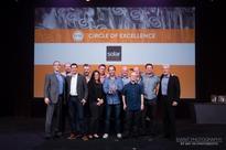 Solar Receives Circle of Excellence Award