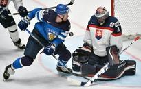 Finland stay undefeated at ice hockey world championships after Slovak romp