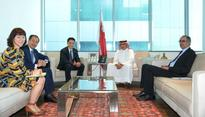 Bahrain-China ties praised