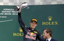 F1: Verstappen draws comparisons with the greats