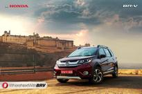 Honda BR-V is on a 20 day road trip across India  Photos