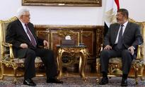 Abbas, Morsi to advance Palestinian reconciliation