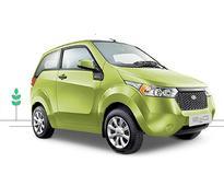 Mahindra launches e2o Plus for upwards of Rs 5.46 lakh
