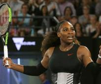 Serena takes care of Safarova in straights to move into Round 3