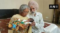72-year-old Indian woman delivers healthy baby boy through IVF