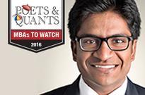 2016 MBAs To Watch: Vinay Pratap Yelaboyina, Indiana (Kelley)
