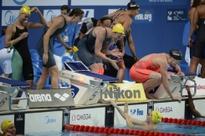 Australia win women's 4x100m freestyle gold