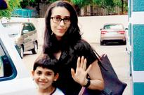 Karisma Kapoor's day out with kids