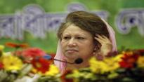 Khaleda Zia jailed for 5 years in corruption case