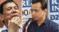 Trillanes sues Duterte for plunder over ghost employees