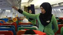 Malaysia grounds first sharia-compliant airline