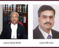 Will withdraw judicial work from MR Shah, Valmiki Mehta JJ., CJI Thakur warns Centre