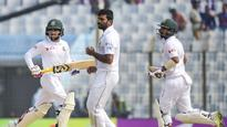 BANvSL, 1st Test: Mominul Haque's record ton help hosts earn draw in Chittagong runfest