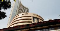 FMCG, realty stocks plunge as sensex sheds 66 points