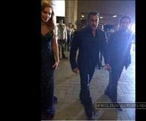 Salman-Iulia's first public appearance together send fans into a frenzy