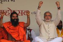 Baba Ramdev to promote football for PM Narendra Modi's Swatch Bharat Abhiyan