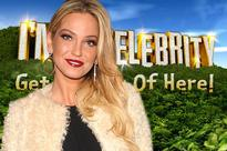 Sarah Harding set for I'm A Celebrity? Girls Aloud singer reveals there's only one thing holding her back