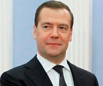 Medvedev calls lifting of sanctions on Russia an 'illusion'