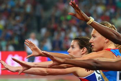 Russia cries foul, rest of world welcomes IAAF's ban