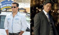 Arch-rivals Salman, Shah Rukh Khan together on-screen?