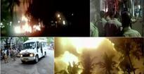 Fire at Deonar dumping zone BJP's handiwork: Sena