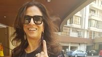 BMC Elections: A day after 'tasteless' tweet, Shobhaa De issues 'non-apology' on Twitter
