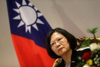 Trump speaks to Taiwan's president: Financial Times