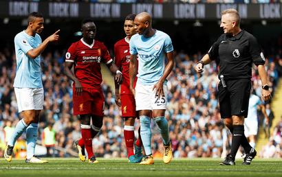 EPL snapshots: Red card for Liverpool's Mane divides pundits