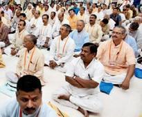 RSS opposes NDA govt's free market economic policies