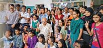Children visit IUCAA, get inspired by scientists