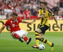 PREVIEW-Soccer-Dortmund's Reus eyes comeback in Bayern showdown