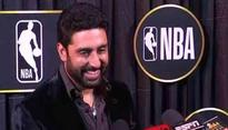 Basketball is my first love in sports: Abhishek Bachchan