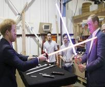 William, Harry to appear as stormtroopers in next Star Wars movie
