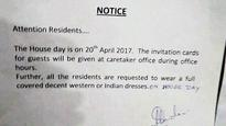 IIT-D issues dress code for girls
