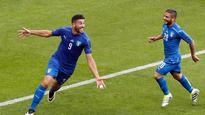 Italian masterclass signals end of Spain's golden era