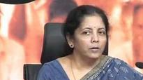 High interest rates impacting small businesses: Nirmala Sitharaman