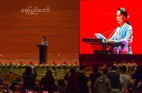 Peace in Suu Kyi's time?