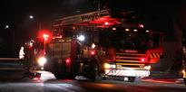 Fire at Queenstown home