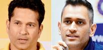Sachin Tendulkar leads Twitter in hailing MS Dhoni on end of captaincy