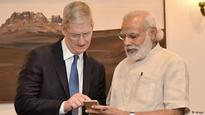 No Apple stores in India for now