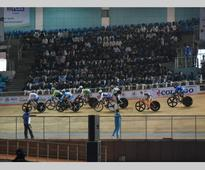 Asian Track Championships: 3 cyclists injured in mid-race crash in New Delhi