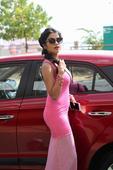Tollywood Actress Bhavya Sri Inaugurates Silk India Expo- 2016 in Visakhapatnam