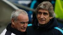 Ranieri grapples with Leicester favourites tag     Manchester, United Kingdom: Manchester City m...