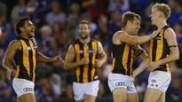 Hawks Mitchell, Rioli cleared, Sicily rubbed by MRP