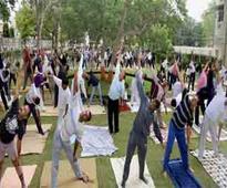Yoga will be included in school cu..