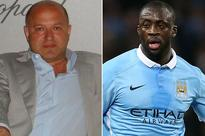 Manchester City's exiled Yaya Toure refusing to ditch agent despite war with Pep Guardiola leaving him in limbo