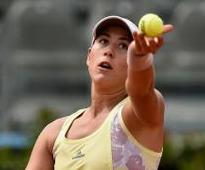 WTA TIANJIN and HONG KONG: Upsets brew in Tianjin, Top-seed Kerber moves ahead in Hong Kong