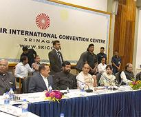 All Party delegation meets about 200 members from different sections of society in Srinagar
