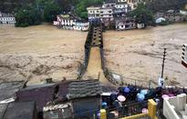 MET dept, National Disaster Management Agency failed to predict heavy rainfall